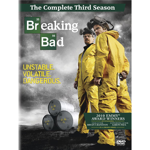 Breaking Bad: The Complete Third Season (2011)