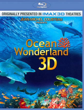 Ocean Wonderland 3D (Blu-ray) (2003)