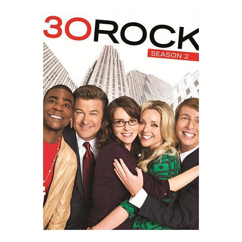 30 Rock - Season 2 (2008)