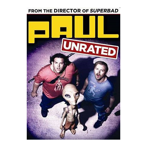 Paul (Widescreen) (2011)