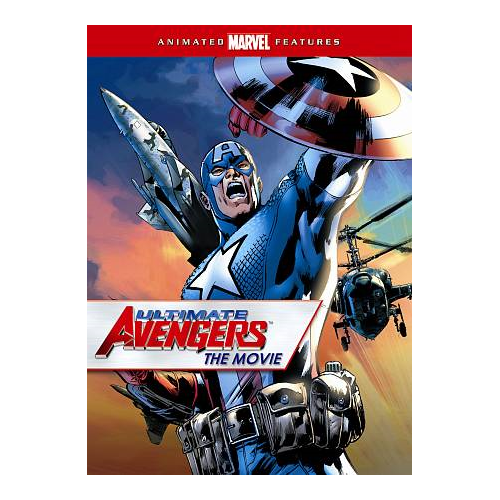Ultimate Avengers: The Movie (2005)