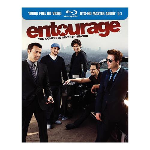 Entourage: The Complete Seventh Season (2011) (Blu-ray)