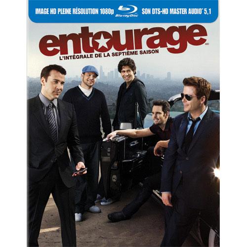 Entourage: L'intégrale de la septième saison (Bilingue) (Blu-ray) (2011)