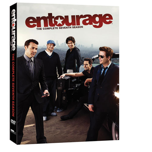 Entourage: The Complete Seventh Season (Widescreen) (2011)