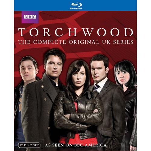 Torchwood: L'intégrale (R.-U.) (2011)
