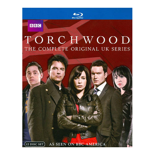 Torchwood: The Complete Original UK Series (Blu-ray) (2011)