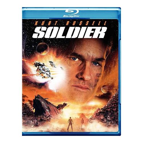 Soldier (Blu-ray) (1998)