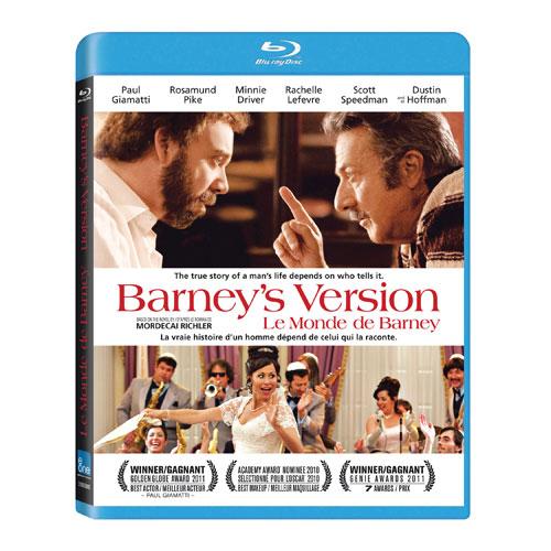Barney's Version (Blu-ray) (2010)