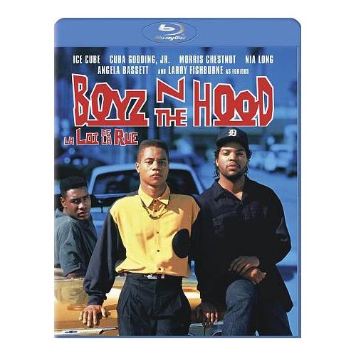 Boyz 'N The Hood (Bilingual) (Blu-ray) (1991)