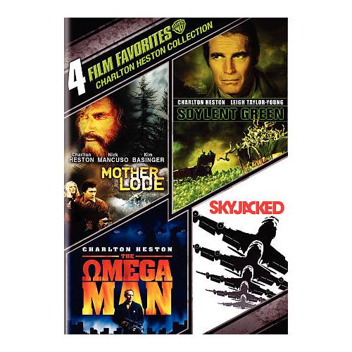 Charlton Heston Collection: 4 Film Favorites (Widescreen) (2011)