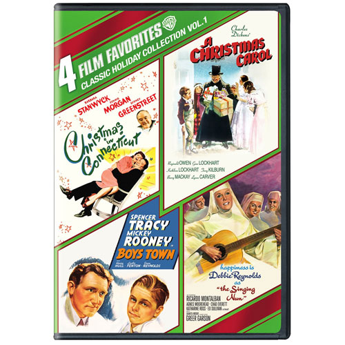 Classic Holiday Collection, Vol. 1: 4 Film Favorites (2011)
