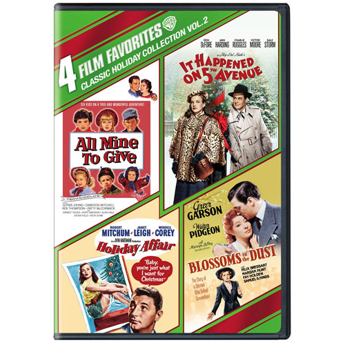 Classic Holiday Collection, Vol. 2: 4 Film Favorites (2011)