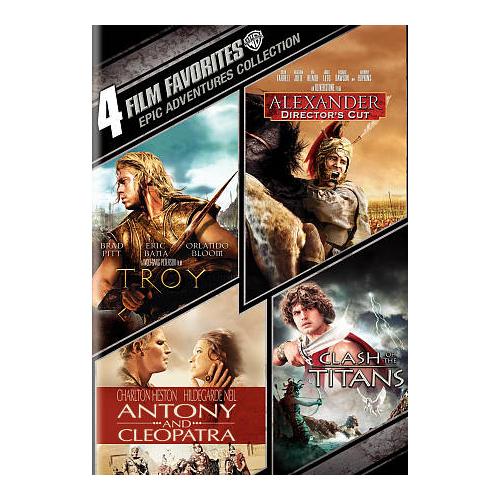 Epic Adventures Collection: 4 Film Favorites (2011)