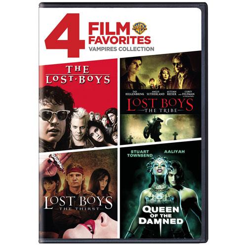 Vampires Collection: 4 Film Favorites (2011)