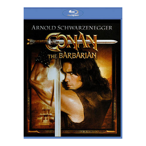 Conan the Barbarian (Blu-ray) (1982)