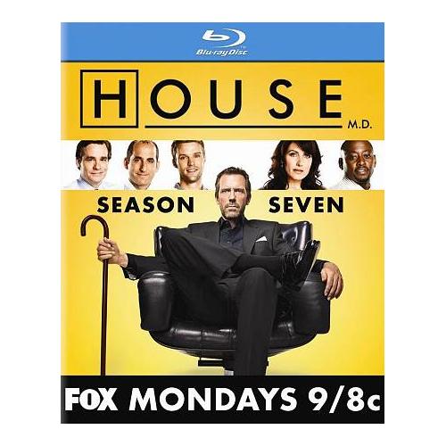 House: Septième saison (Blu-ray) (2011)