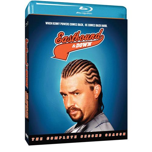 Eastbound & Down: Deuxième saison complète (2011) (Blu-ray)