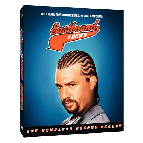 Eastbound & Down: The Complete Second Season (Widescreen) (2011)