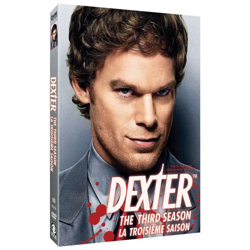 Dexter - The Complete Third Season (Widescreen)