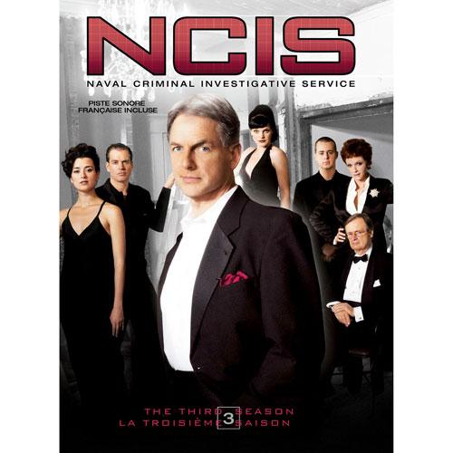 NCIS - Troisième saison (Panoramique) (2005)