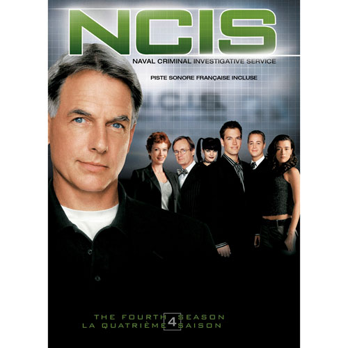 NCIS - The Complete Fourth Season (Widescreen) (2006)