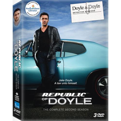 Republic of Doyle - Saison 2