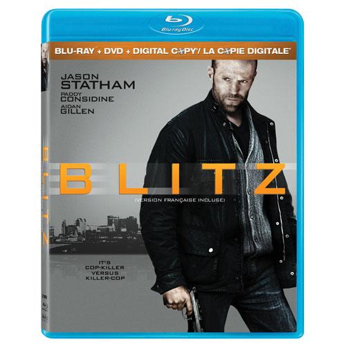 Blitz (Blu-ray Combo) (2010)