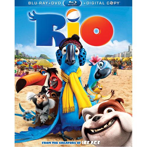 Rio (Bilingue) (Combo Blu-ray) (2011)