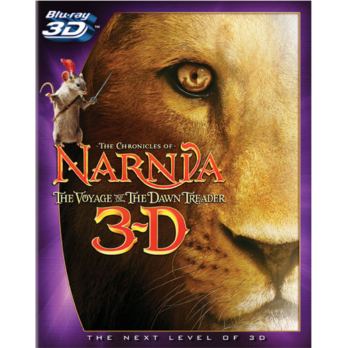 Chronicles of Narnia: The Voyage of the Dawn Treader (Bilingual) (3D Blu-ray Combo) (2010)