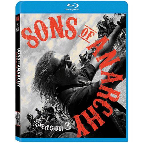 Sons of Anarchy: Season Three (Blu-ray) (2011)
