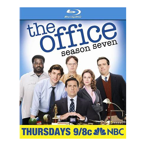 Office: Septième saison (2011) (Blu-ray)