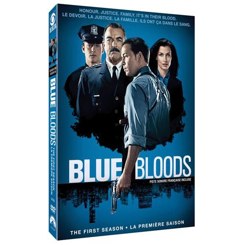 Blue Bloods: Première saison (Panoramique) (2011)