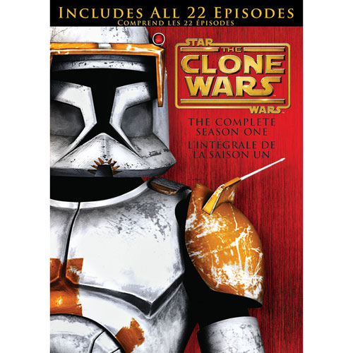 Star Wars: The Clone Wars - Season 1 (2009)