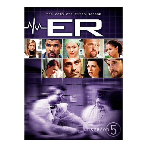 ER - The Complete Fifth Season (1997)