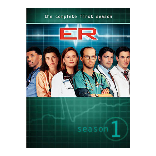 ER - The Complete First Season (Widescreen) (1994)