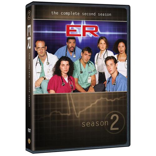 ER - The Complete Second Season (Widescreen) (1995)