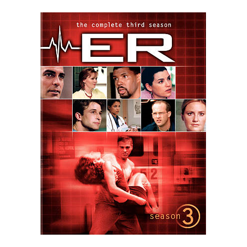 ER - The Complete Third Season (1995)
