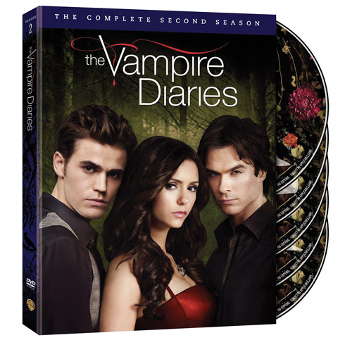 Vampire Diaries: The Complete Second Season (Widescreen) (2011)