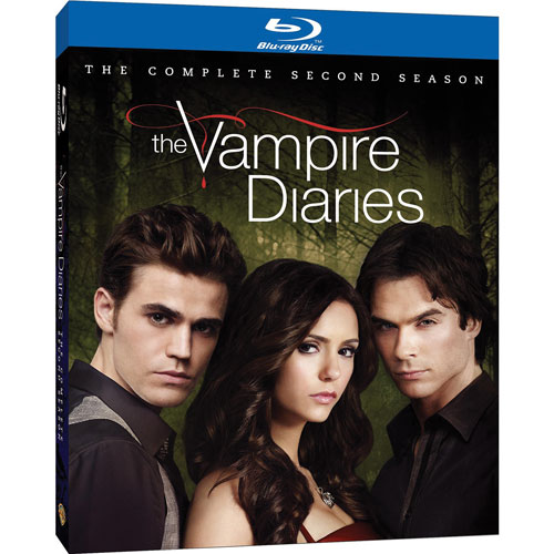 Vampire Diaries: The Complete Second Season (Blu-ray) (2011)