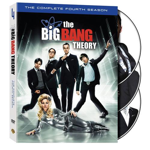 Big Bang Theory : L'intégrale de la quatrième saison (2011)