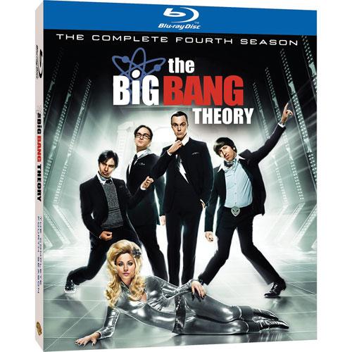 Big Bang Theory: The Complete Fourth Season (Blu-ray) (2011)