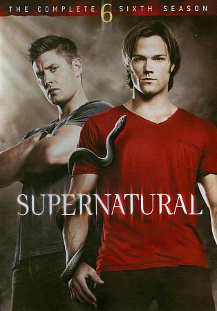Supernatural: L'intégrale de la sixième saison (2011)