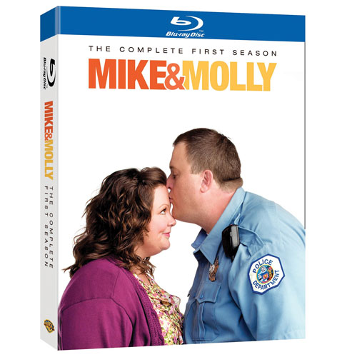 Mike & Molly: The Complete First Season (Blu-ray) (2011)