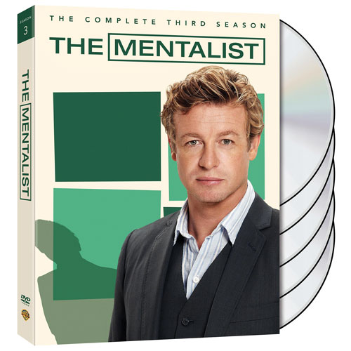 Mentalist: The Complete Third Season (Widescreen) (2011)