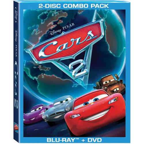 Cars 2 (Blu-ray Combo) (2011)