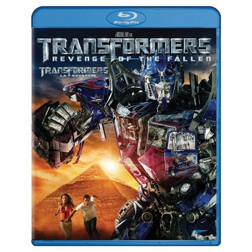 Transformers: Revenge of the Fallen (Blu-ray) (2009)