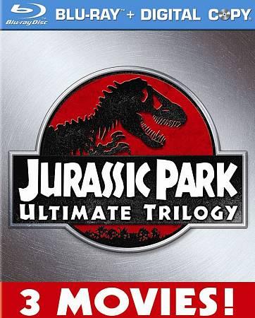 Jurassic Park Ultimate Trilogy (Blu-ray) (2011)