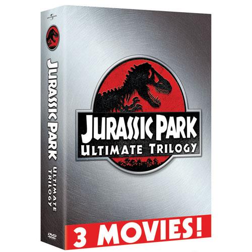 Jurassic Park Ultimate Trilogy (Widescreen) (2011)