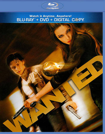 Wanted (Blu-ray Combo) (2008)