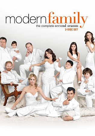 Modern Family: The Complete Second Season (Widescreen) (2011)